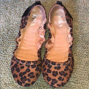 Mia Shoes   Lulu Ballet Leopard Ballet